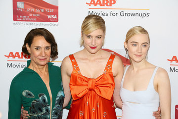 Saoirse Ronan Laurie Metcalf AARP's 17th Annual Movies For Grownups Awards - Inside