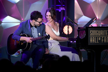 Sara Bareilles Songwriters Hall Of Fame 50th Annual Induction And Awards Dinner - Show