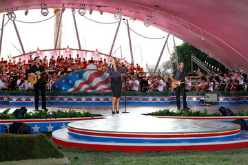 Sara Evans A Capitol Fourth 2014 Independence Day Concert