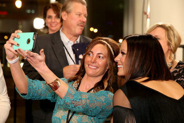 Sara Evans Arrivals at the American Country Countdown Awards — Part 2