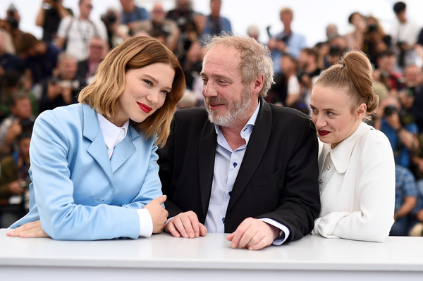 'Oh Mercy! (Roubaix, Une Lumiere)' Photocall - The 72nd Annual Cannes Film Festival