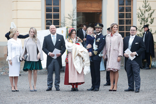 Christening of Prince Gabriel of Sweden