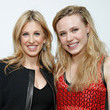 Sara Mearns Derek Lam & Jamie Wolf Black And White Jewelry Launch