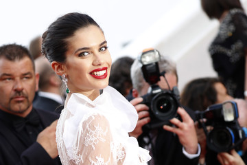 Sara Sampaio 'The Killing of a Sacred Deer' Red Carpet Arrivals - The 70th Annual Cannes Film Festival