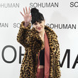 Sara Vega Sohuman Presents 'Relieve' - Photocall - London Fashion Week
