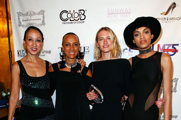 Sara Ziff 2nd Annual Women & Fashion FilmFest Opening