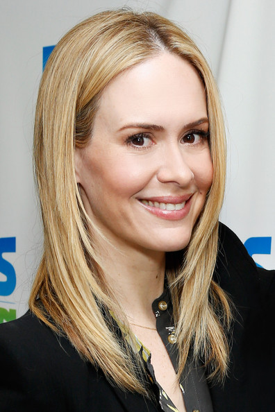 Sarah Paulson interview elvis duran