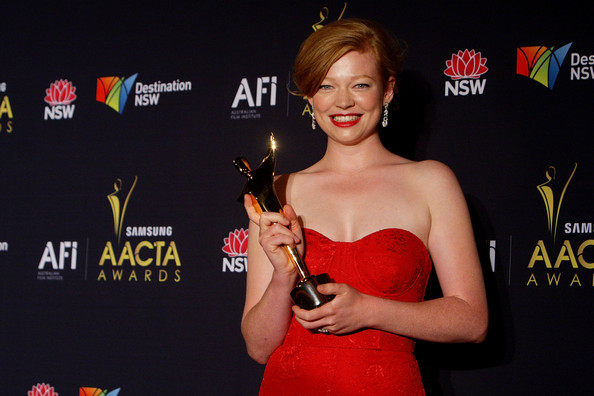 Sarah Snook aacta awards