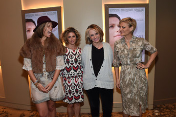 Sarah Bernstein A Special Screening of the HBO Documentary Film 'Lion's Mouth Opens'