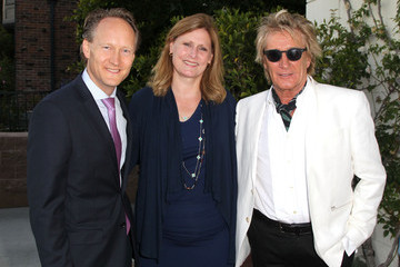 Sarah Brown Theirworld Los Angeles Reception With Astley Clarke