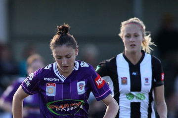 Sarah Carroll W-League Rd 2 - Newcastle v Perth