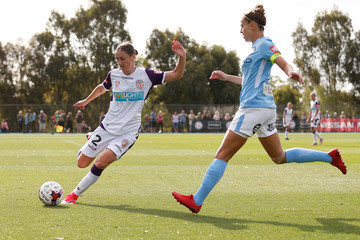 Sarah Carroll W-League Rd 10 - Melbourne City v Perth
