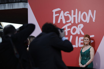 Sarah Ferguson Fashion for Relief - Runway - The 70th Annual Cannes Film Festival