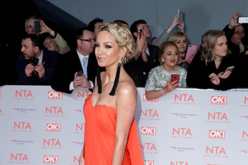 Sarah Harding National Television Awards - Red Carpet Arrivals