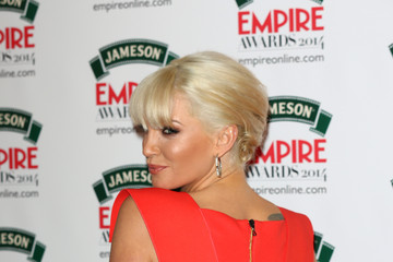Sarah Harding Jameson Empire Awards 2014 Arrivals