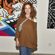 Sarah Hay Greg Mike's Los Angeles Solo Debut VIP Media Preview For 'Inside Voices'
