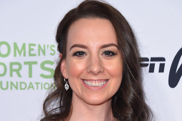 Sarah Hughes The Women's Sports Foundation's 39th Annual Salute To Women In Sports Awards Gala  - Arrivals