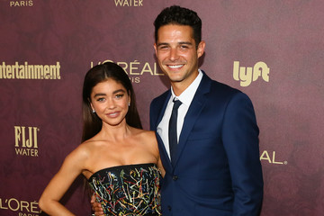 Sarah Hyland Wells Adams 2018 Entertainment Weekly Pre-Emmy Party - Arrivals