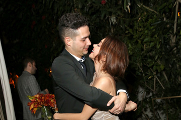 Sarah Hyland Wells Adams Entertainment Weekly Celebrates Screen Actors Guild Award Nominees at Chateau Marmont sponsored by Maybelline New York - Inside