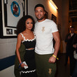 Sarah-Jane Crawford Celebrities Attend David Haye vs. Tony Bellew Fight