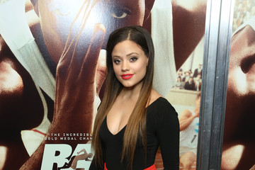 Sarah Jeffery 'Race' New York Screening