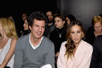 Sarah Jessica Parker Tome - Front Row - Mercedes-Benz Fashion Week Fall 2015