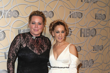 Sarah Jessica Parker HBO's Official Golden Globe Awards After Party - Arrivals