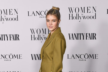 Sarah Jones Vanity Fair and Lancôme Women In Hollywood Celebration