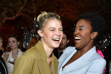 Sarah Jones Vanity Fair And Lancôme Toast Women In Hollywood In Los Angeles