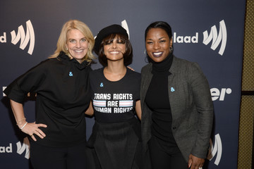 Sarah Kate Ellis Pamela Stewart GLAAD Atlanta Celebrates The National And Local Leaders Working To Accelerate Acceptance Of The LGBTQ Community Presented By Ketel One Family-Made Vodka