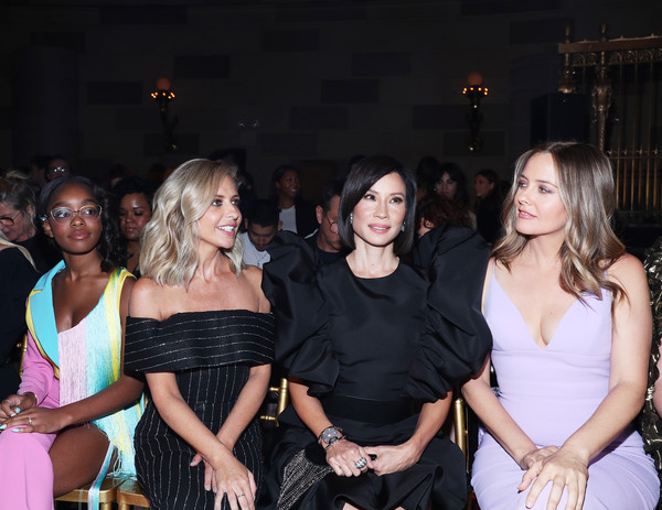 Christian Siriano - Front Row - September 2019 - New York Fashion Week: The Shows