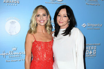 Sarah Michelle Gellar 9th Annual American Humane Hero Dog Awards - Arrivals