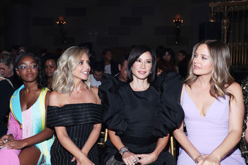 Sarah Michelle Gellar Christian Siriano - Front Row - September 2019 - New York Fashion Week: The Shows