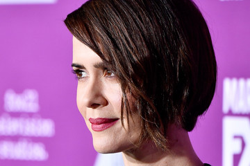 Sarah Paulson Premiere of FX Network's 'Feud: Bette and Joan' - Arrivals