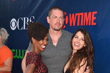 Sarah Shahi CBS, CW and Showtime 2015 Summer TCA Party - Arrivals
