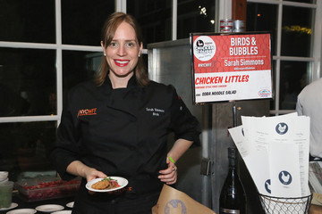 Sarah Simmons Chicken Coupe Event