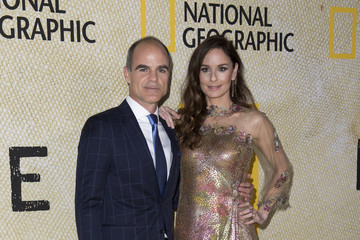 Sarah Wayne Callies Premiere Of National Geographic's 'The Long Road Home' - Arrivals