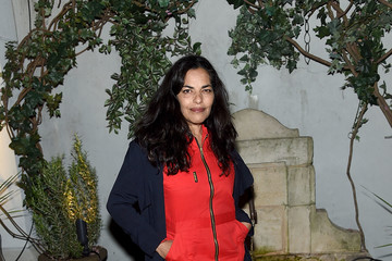 Sarita Choudhury The Cinema Society Hosts a Screening of Sony Pictures Classics' 'Paris Can Wait'- After Party