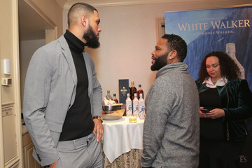 Sarunas Jackson HBO LUXURY LOUNGE Presented By Obliphica Professional - Day 2