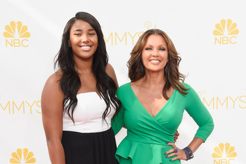 Photo of Vanessa L. Williams & her Daughter  Sasha Gabriella Fox