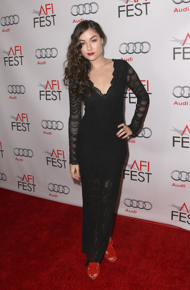 "Sasha Grey - AFI FEST 2011 Presented By Audi - ""I Melt With You"" Special Screening - Red Carpet"
