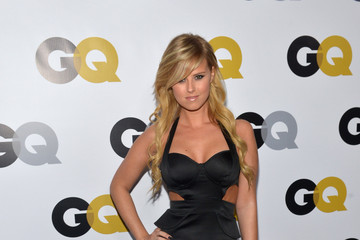 Sasha Jackson GQ Men Of The Year Party - Carpet