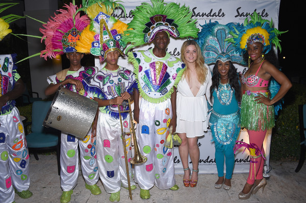 Sandals Emerald Bay Celebrity Golf Weekend - Day Two, Happy Hour Golf Pairing And Junkanoo Street Rush