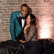 Savannah Brinson GQ & LeBron James All Star Party Sponsored By Samsung Galaxy And Beats - Inside