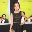 """Savannah Jayde Premiere Of Summit Entertainment's """"The Perks Of Being A Wallflower"""" - Arrivals"""