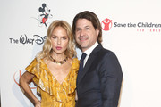Rachel Zoe and Rodger Berman attend Save The Children's Centennial Celebration: Once in a Lifetime at The Beverly Hilton Hotel on October 02, 2019 in Beverly Hills, California.