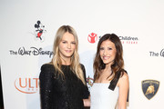(L-R) Kelly Sawyer Patricof and Norah Weinstein attends Save The Children's Centennial Celebrati n: Once in a Lifetime at The Beverly Hilton Hotel on October 02, 2019 in Beverly Hills, California.