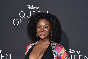 Saycon Sengbloh Premiere of Disney's 'Queen of Katwe' - Arrivals