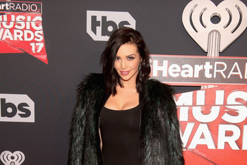 Scheana Marie iHeartRadio Music Awards - Red Carpet Arrivals