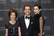 Coco Kopelman, Harry Kargman, and Jill Kargman attend The School Of American Ballet's 2017 Winter Ball at David H. Koch Theater at Lincoln Center on March 6, 2017 in New York City.